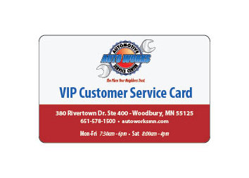 Join The Club: Save Money With Our V.I.P. Card