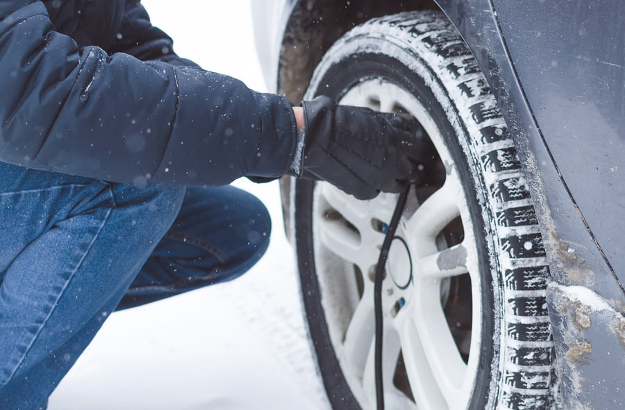 Tip of the Month: Tire Pressure
