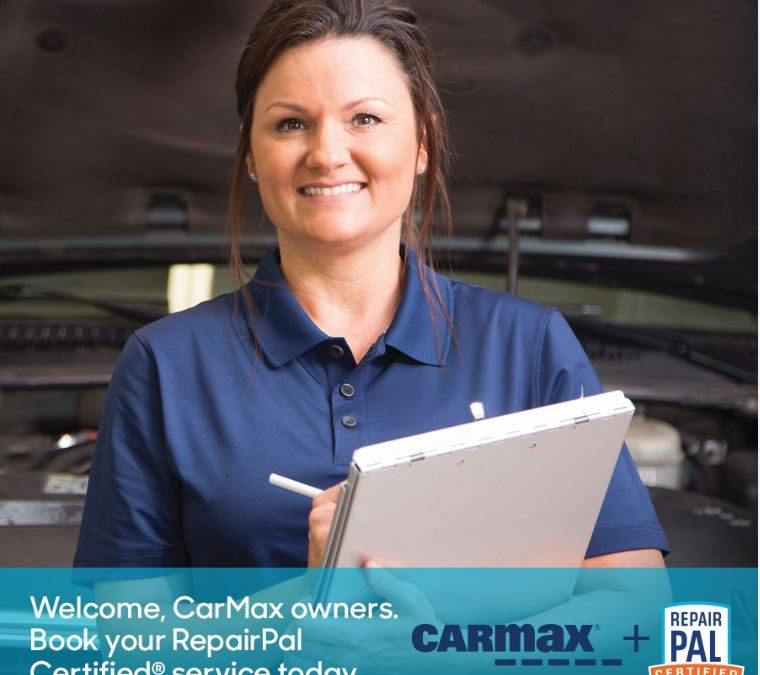 CarMax Partners with RepairPal