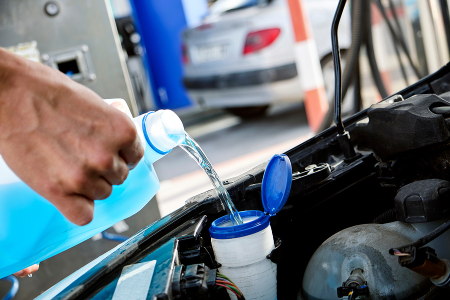 Fluids That Keep Your Vehicle Running Smoothly