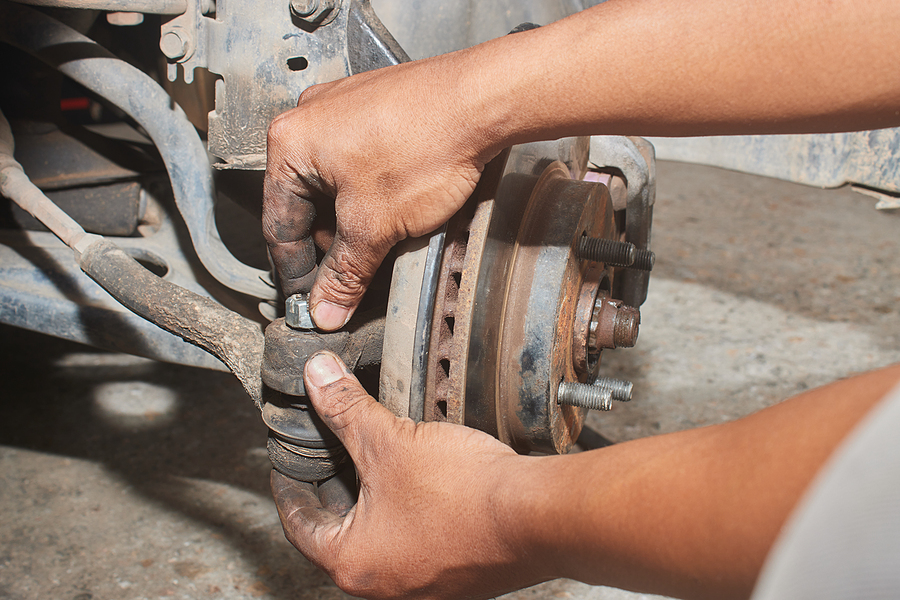 Tie Rods: When They Should Be Checked