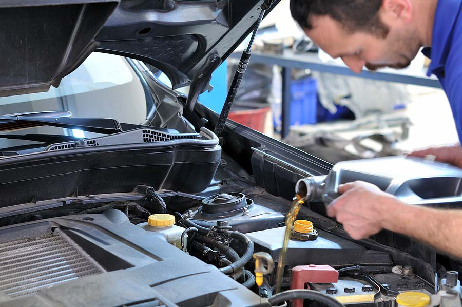 Oil Changes: Why so important?