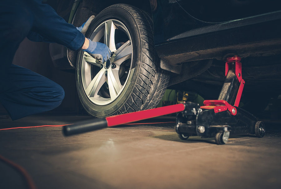Uneven Tire Wear: Know What to Look For
