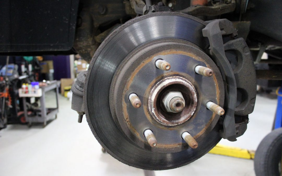 When to Get Your Brakes Repaired or Replaced